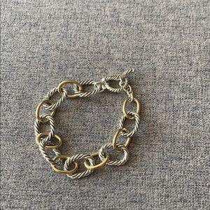Imitation Yurman bracelet